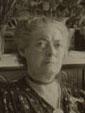 Koenraad Wolter Freseman Gratama, geboren Hoogeveen 15-03-1872 met zijn vrouw Heildina Dechina ten Oever.