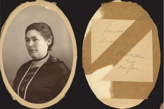 Heildina Dechina ten Oever, geboren 16-09-1874 Assen