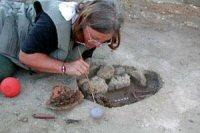 Opgravingen in Berenike, Egypte
